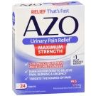 Azo Maximum Strength Urinary Pain Relief, 24 ct