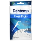 Dentemp Floss Mint Picks - 50 Picks
