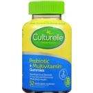 Culturelle Adult Probiotic and Multivitamin Gummies Berry, 52 ct