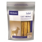 CET HEXtra Oral Hygiene Chews for Small Dogs 0 - 11 lb- 30ct