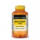 Mason Natural Melatonin, 5mg with Vitamin B-6 Tablets 60ct