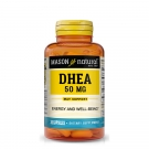 Mason Natural Pure Power Dhea 50mg 30 Capsules