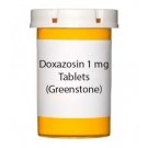 Doxazosin 1 mg Tablets (Greenstone)