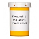 Doxazosin 2 mg Tablets (Greenstone)