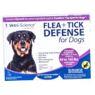 Flea + Tick Defense for 89 to 132-Pound Dogs and Puppies, 3 Doses