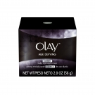 Olay Age Defying Classic Daily Renewal Cream Face Moisturizer- 2oz