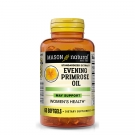 Mason Natural Evening Primrose Oil Woman's Health Softgels, 60 Ct