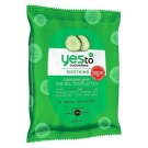 Yes to Cucumbers Travel Facial Wipes - 10ct ** Extended Lead Time **
