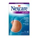 Nexcare Soft Fabric Adhesive Gauze Pad 3