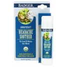 Badger Headache Soother, .6oz Stick
