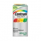 Centrum Silver Adults 50+ Multivitamin/Multimineral Supplement Tablets, 80ct