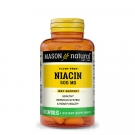 Mason Natural Flush-Free Niacin 500mg, Capsules, 60ct