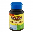 Nature Made Astaxanthin 4mg, Softgel, 60ct