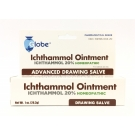 Globe Ichthammol Ointment Drawing Salve- 1oz