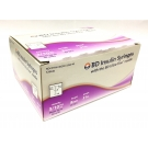 BD Ultra-Fine II Insulin Syringe  31 Gauge,  3/10cc, 5/16
