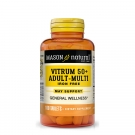Mason Natural Vitrim 50 Plus Senior Multivitamin Supplement Formula 100 Tablets