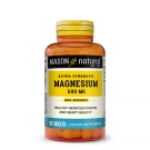 Mason Magnesium 500 mg Extra Strength - 100 Tablets
