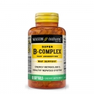 Mason Natural, Vitamin B Complex, 60 Softgels