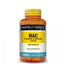 Mason Natural NAC N-Acethyl-L-Cysteine Essential Amino Acids, Capsules, 60ct