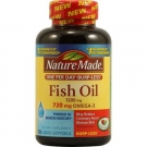 Nature Made Fish Oil One Per Day Burp-Less 1200 mg 120 Softgels