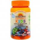 Sundown Naturals Kids Avengers Complete Multivitamin Gummies, 60ct