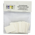 Aura Cacia Aromatherapy Diffuser Refill Pads 10 Refills