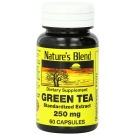 Nature's Blend Green Tea Extract 250 mg 60 Capsules