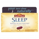 Nature Made Sleep Natural Acting Sleep Aid Softgels 30ct