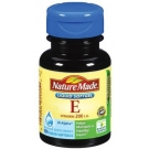 Nature Made DL-Alpha Vitamin E 200 IU Softgels - 100ct