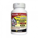 Mason Natural Glucosamine Complex Plus MSM Flexi Joint Capsules, 90ct