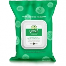 Yes to Cucumbers Facial Wipes - 30ct ** Extended Lead Time **