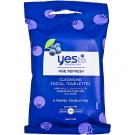 Yes to Blueberries Travel Cleansing Wipes - 8ct ** Extended Lead Time **