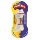 Dingo Double Meat Rawhide Bone, Medium - 1ct
