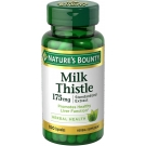 Nature's Bounty Milk Thistle Natural Capsules 100ct