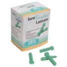 SureComfort Lancets 28G- 100ct