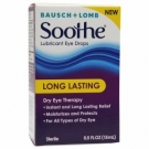 Bausch + Lomb Lubricant Eye Drops, Long Lasting- 0.5oz