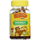 L'il Critters Immune C Plus Zinc and Echinacea, Gummy Bears, 60 ct