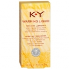 K-Y Warming Liquid - 1oz Bottle