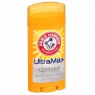 Arm & Hammer Ultramax Anti-Perspirant/Deodorant Invisible Solid Unscented - 2.6oz