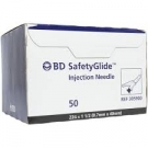 BD SafetyGlide Needle, 22 Gauge, 1 1/2