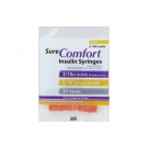 SureComfort Insulin Syringe 30 Gauge, 3/10cc, 5/16