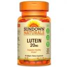 Sundown Naturals Lutein 20mg Softgels 30ct