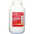 Mapap Acetaminophen 500mg Caplets 1000ct