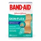 Band-Aid Brand Skin-Flex Adhesive Bandages, 25 Count