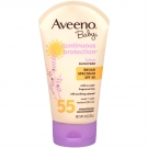 Aveeno Baby Continuous Protection Lotion Sunscreen with Broad Spectrum SPF 55 - 4 oz