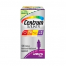Centrum Silver Women 50+, Multivitamin Tablets - 100ct