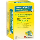 Preparation H - Medicated Wipes 96ct
