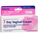 Taro Clotrimazole 7 Day Vaginal Antifungal Cream, 1.5 Oz