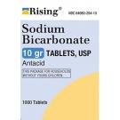 Rising Pharmaceuticals Sodium Bicarbonate 650mg Tablet 1000ct
