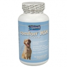 Comfort MSM with Prosta-gx, Complete Nutraceutical Formula for Dogs and Cats, 90 Chewable Tablets